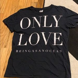 Only Love Band Tee